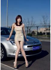 来自台湾的长腿MM